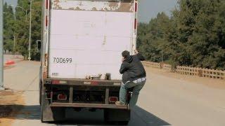 Délires d'urgences: au cul du camion !