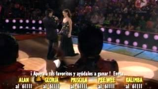 Priscila & Temerario - Que se junten nuestros brazos - El show de los sueños.mpg thumbnail