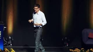 Alex Osterwalder's keynote at the Thinkers50 European Business Forum 2018 in Odense, Denmark