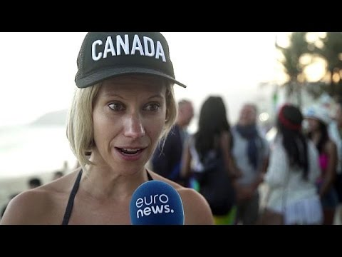 Are you safe in Rio? Foreign visitors speak out