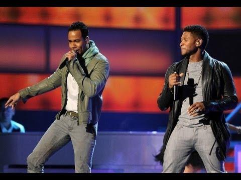 Romeo Santos y Usher Concierto en Madison Square Garden!
