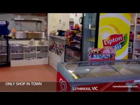 Leasehold General Store Business for Sale - Lethbridge, VIC