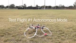 ArduCopter Test Flight Day 2 YouTube sha...