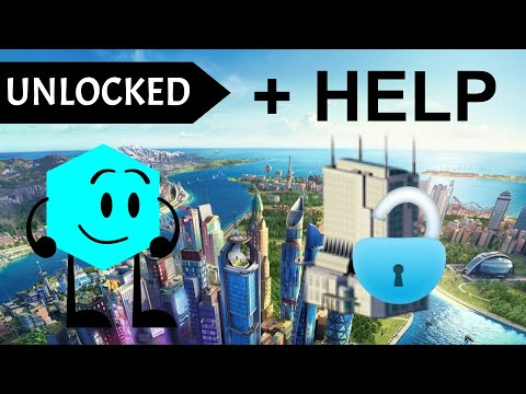 GLOBAL TRADE HQ UNLOCKED | Simcity: Buildit #9