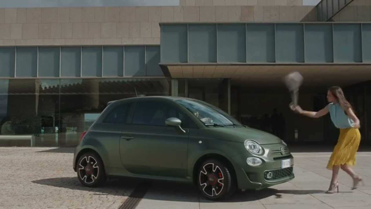Fiat 500 S - funny commercial - YouTube