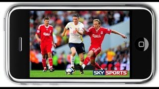 HOW TO WATCH FREE HD FOOTBALL/SOCCER HIGHLIGHTS ON IPAD/IPHONE AND IPOD TOUCH!!