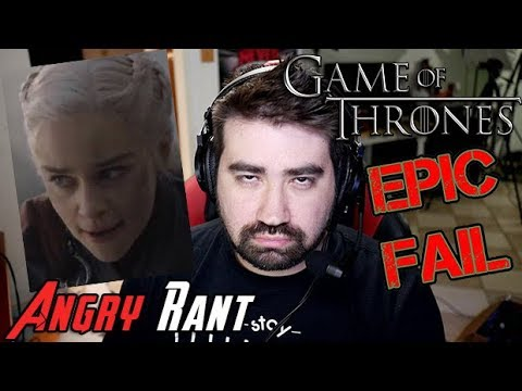 Game of Thrones Episode 5 Ridiculousness - Angry Rant!
