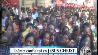 WALESA : Confie toi en JESUS CHRIST