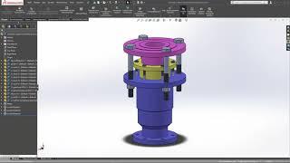 Возможности КОМПАС-3D по обмену 3d-моделями с SolidWorks