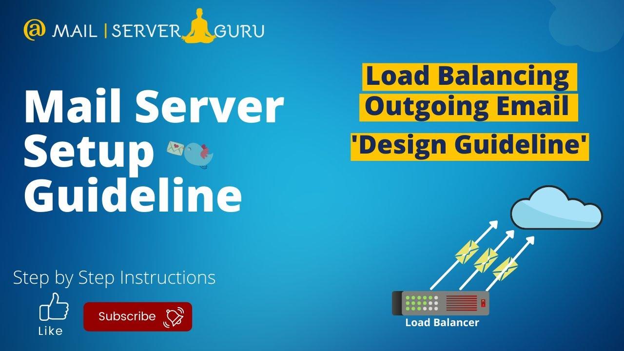 Mail Server Design   Part-5   SMTP Load Balancing