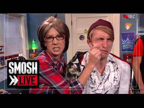 YOUTUBE MOM - SMOSH LIVE