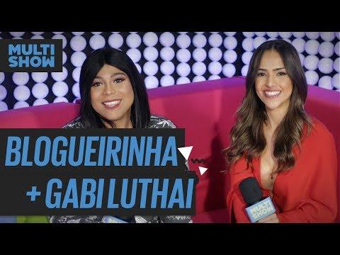Só Uma Palavra | Gabi Luthai + Blogueirinha de Merda | Prezinha de Boa