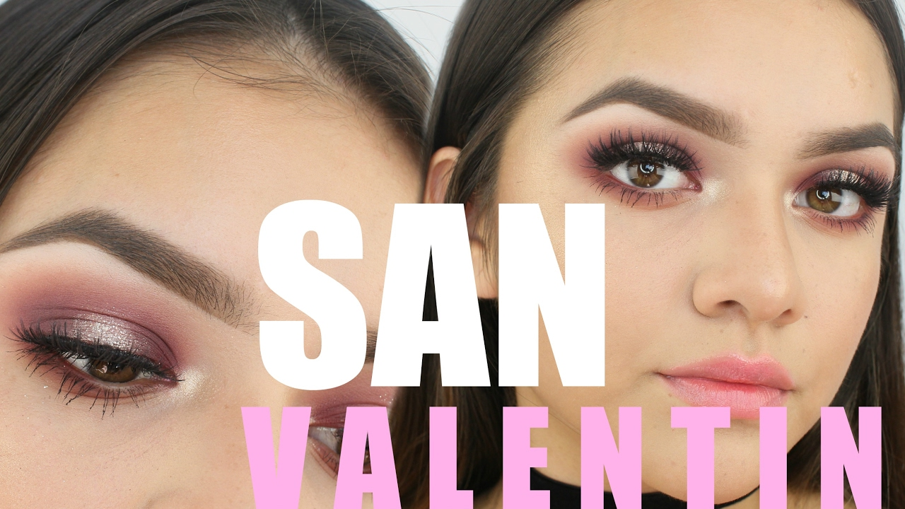 MAQUILLAJE Y OUTFIT DE SAN VALENTIN FT SHEIN YouTube
