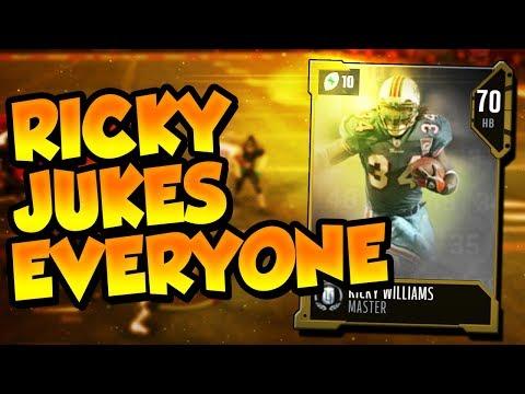 Madden 19 Ultimate Team :: Ricky Jukes on EVERYBODY :: Madden 19 Ultimate Team
