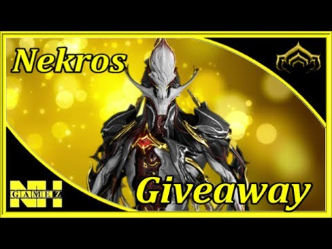 (stream ended) Warframe 60 waves Defense Old Draco Axi Fissures Gave away Nekros Prime set