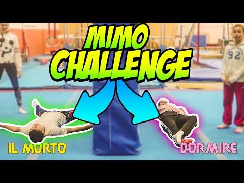 MIMI CHALLENGE in palestra!