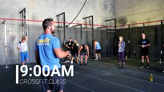 CROSSFIT COACH | DAY IN THE LIFE | CROSSFIT 4165
