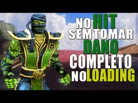 Mortal Kombat Shaolin Monks HARD (NO HIT) SEM TOMAR DANO - REPTILE (PS2)【TAS】 thumbnail