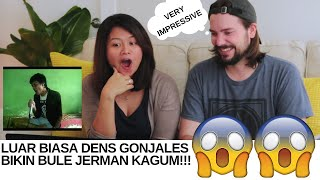 BULE JERMAN KAGET DENGAR COVER SHE'S GONE BY DENS GONJALES
