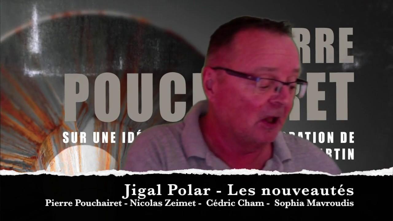 Les Nouveautés Jigal Polar - Sept 2018 - YouTube 738af7c5953