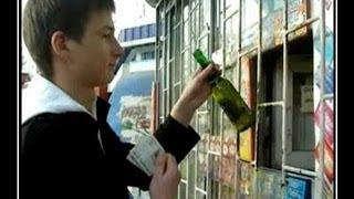 Дети Алкоголики -- Кто они?(Дети Алкоголики -- Кто они? Средний школьник каждый день выпивает от 1 до 6 литров пива, от 2 до 5 банок алкоголь..., 2014-06-02T17:45:09.000Z)