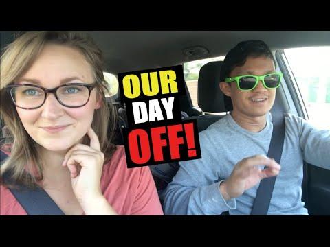 Running Errands!   Stuff We Did Today   Filipino American Family