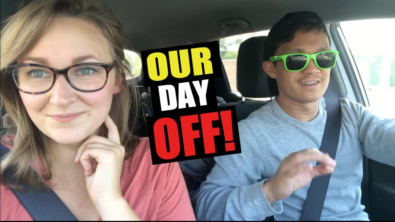 Running Errands! | Stuff We Did Today | Filipino American Family