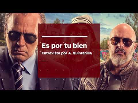 Es por tu bien: Entrevista José Coronado y Javier Cámara