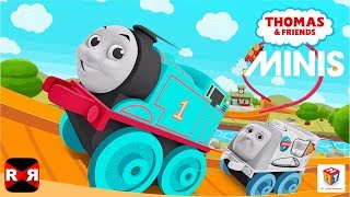 thomas and friends minis all trains items unlocked ios android gameplay