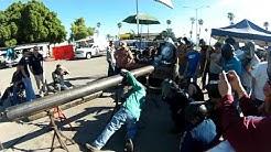 Welding Thunder 2012 Yuma, AZ: Steel Pipe Tack Weld and Root Pass