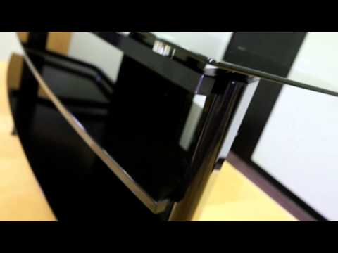 High Quality TV Stand for Flat Panel LCD, Plasma, & LED TV by MonoPrice.Com