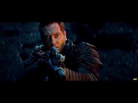 4K Movie Trailer  Terminator Genisys  Official   Trailer 4K Ultra HD Poster