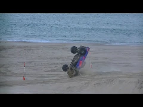 Tuff Truck Racing: Monsters on the Beach 2018