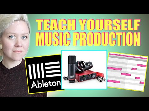 Where To Start & How To Become a PRO: Learn Music Production