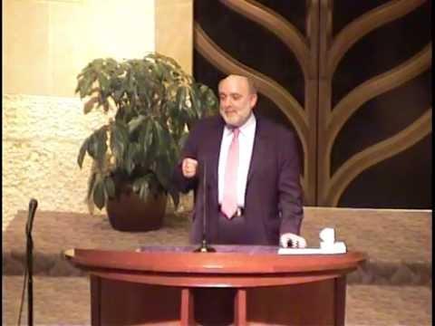 David Ellenson at Beth Israel - Part I.mp4