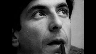 Leonard Cohen - The Stranger Song (MUSIC VIDEO) [Live at the Paris Theatre, London - 1968]