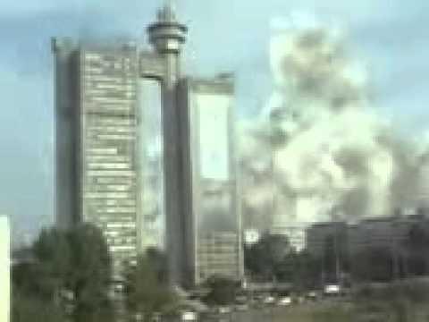 Znalezione obrazy dla zapytania bombardowanie serbii - zdjęcia