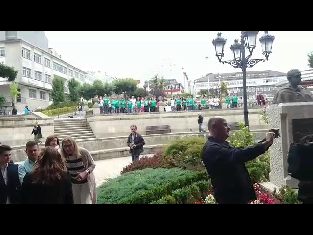 El PPdeG rinde homenaje en Vilalba a los valores de Manuel Fraga con motivo del Día de Galicia