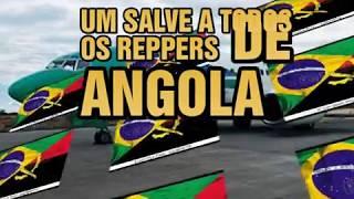 SALVE ANGOLA    BLACK THEO