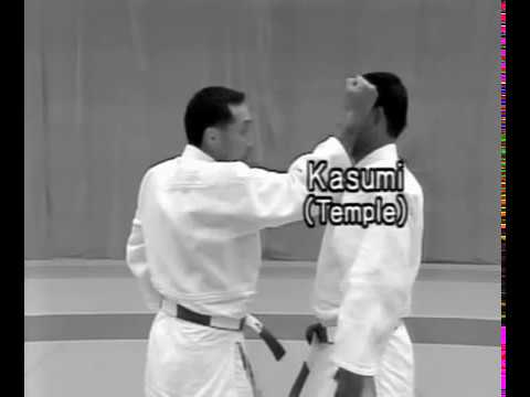 "Kime no Kata ""The Kata of Real Fighting"" (Kodokan Judo series of Self Defense oriented katas)"