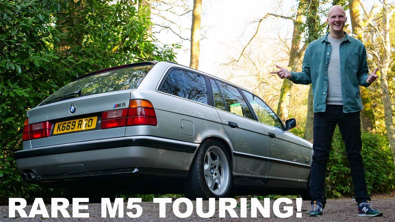 FUTURE ICON? THE EXTREMELY RARE BMW M5 TOURING [E34]