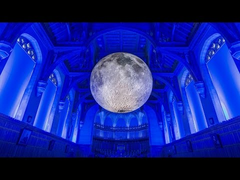 Museum of the Moon | Official Video 4K