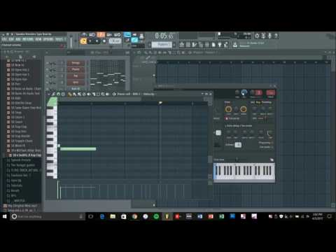 How To Make A Speaker Knockerz Type Beat   FL Studio 12   FREE BEAT DOWNLOAD  