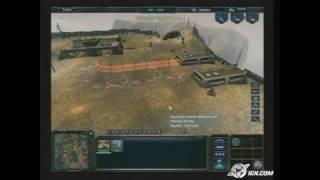Ground Control II: Operation Exodus PC Games Gameplay -