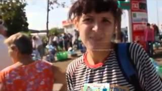 18 09 2014 Украина Луганск  Как приходится выживать людям(украина новости сегодня 2014 украина последние новости видео онлайн на русском языке первый канал на ютубе..., 2014-09-18T06:42:55.000Z)