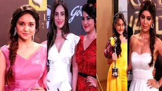 Many TV Celebs Attend Gold Awards 2019 | Red Carpet GOLD AWARD 2019