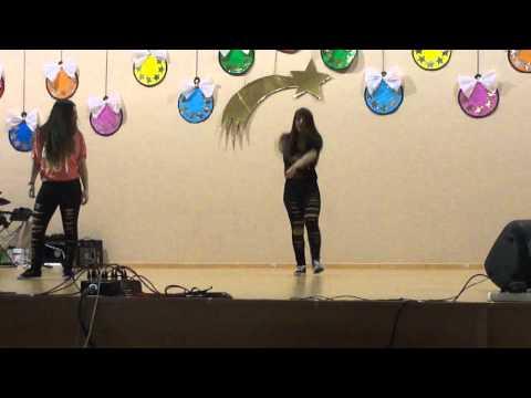 Irene y Estela - Coreografía C'mon (Kesha)