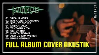 FULL ALBUM JAMRUD AKUSTIK | iWa Tipis Cover