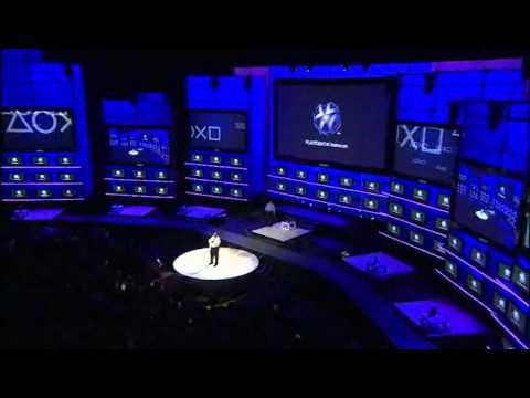 Sony E3 2008 Press Conference