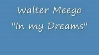 In my Dreams- Walter Meego